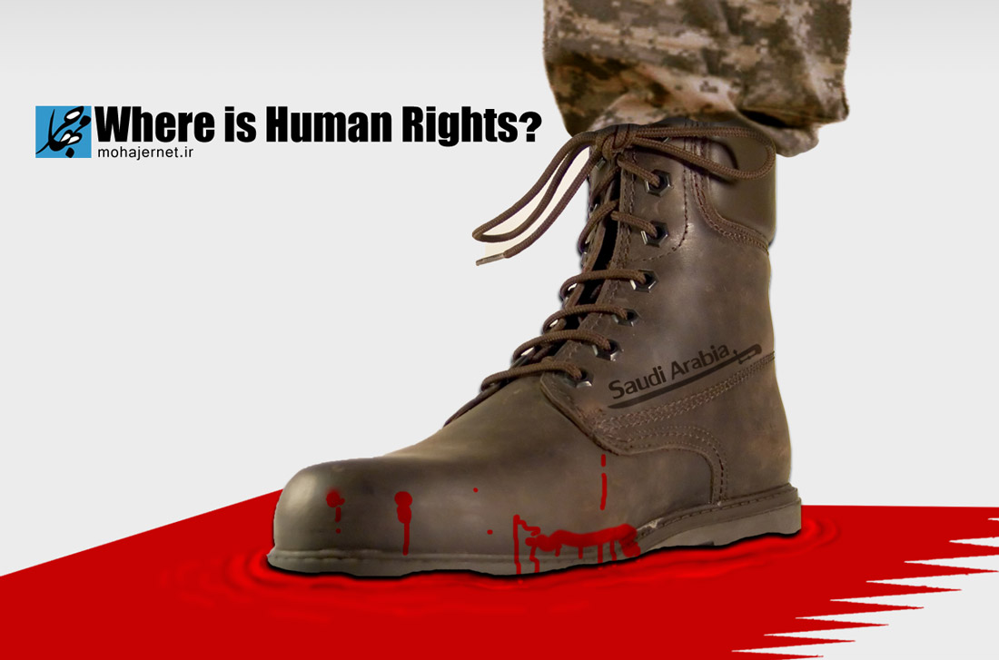 Where is human rights?